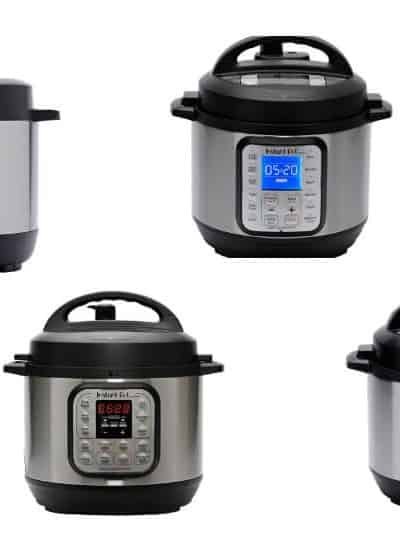 Instant Pot Mini Versions