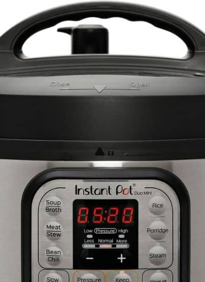 Instant Pot Mini Guide