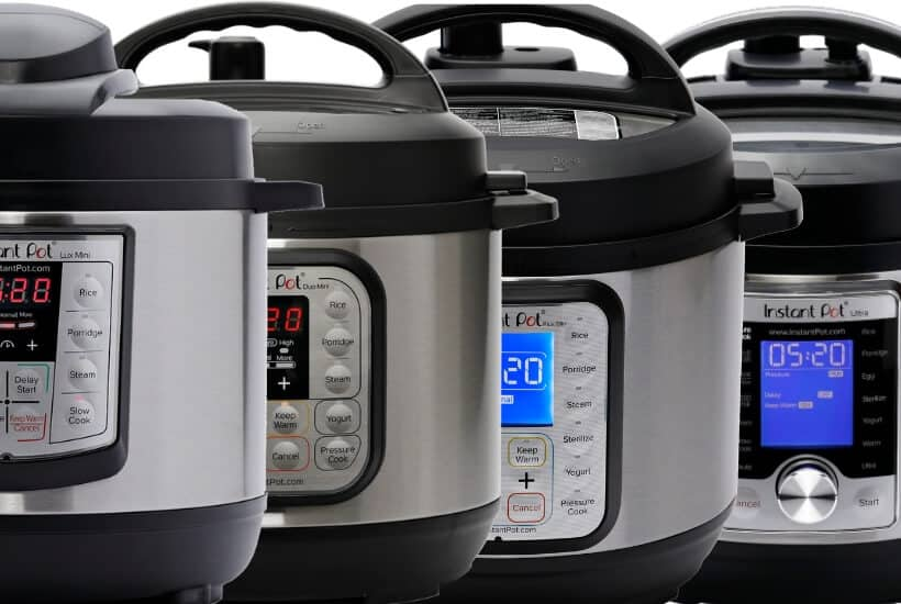 Instant Pot 3 Quart Side By Side Guide and Review (2019)